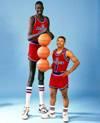 Магси Богз - самый маленький баскетболист НБА
