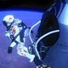 Самый высокий прыжок с парашютом (проект Red Bull Stratos). Фото и видео