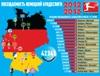 Самые посещаемые европейские футбольные чемпионаты